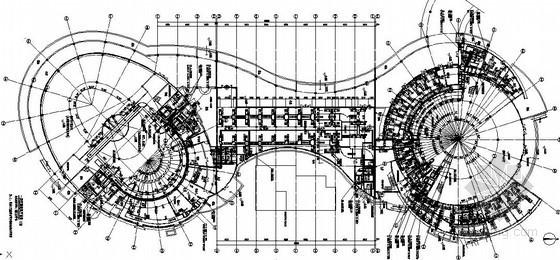 [浙江]游客中心空调通风设计施工图