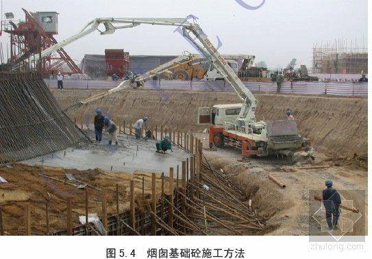电厂工程施工工艺(土建)