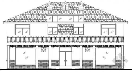 某三层私人住宅楼建筑施工图