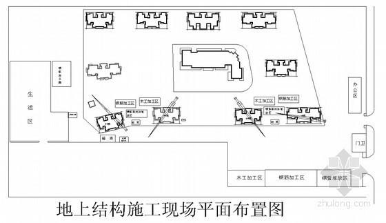 [山东]改造安置小区施工组织设计(高层)