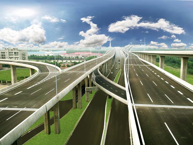 绕城高速公路工程施工组织设计144页(含桥梁,图表丰富)