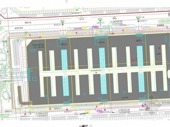 [浙江]大型商城给排水施工图纸(消防水炮系统、含丰富大样图)