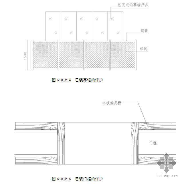大面积玻璃幕墙施工难点及解决方案(工程案例)