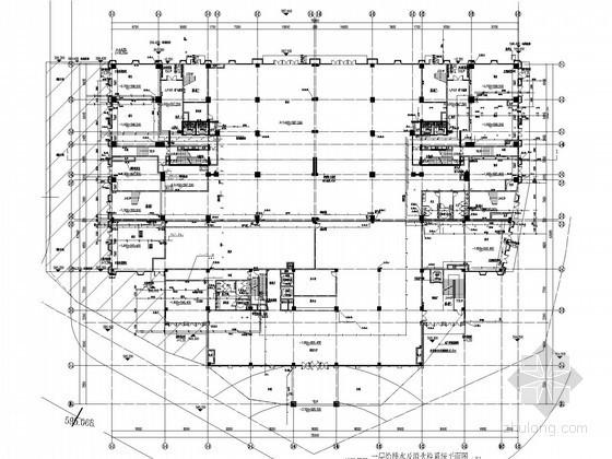 [贵州]二类公建及一类住宅给排水消防施工图(新规范)
