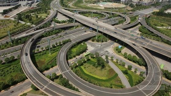 [武汉]城市高架桥立交工程施工组织设计
