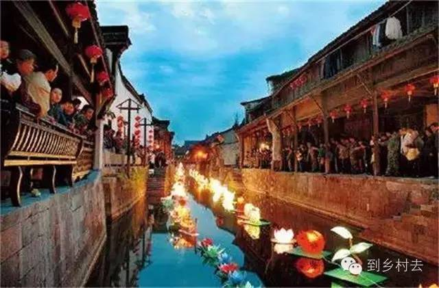 设计酱:忘记乌镇、西塘、周庄吧!这些古镇古村,很美很冷门!_37