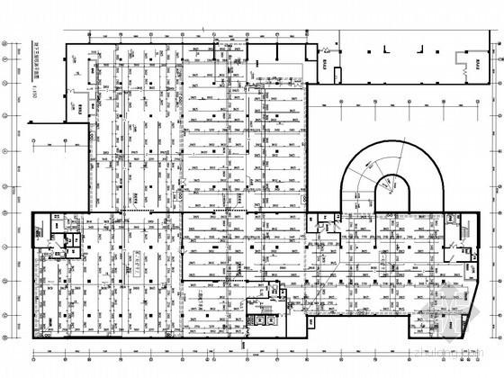 喷水广场给排水资料下载-[四川]购物广场建筑给排水施工图