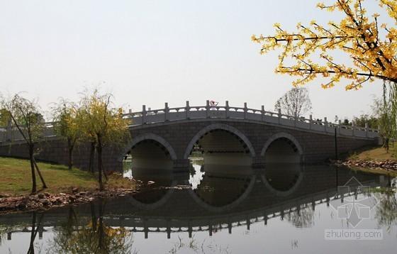 [江西]动物园内景观桥及给排水工程监理细则(包含道路)