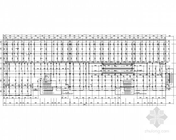 [安徽]大型购物广场消防系统改造施工图