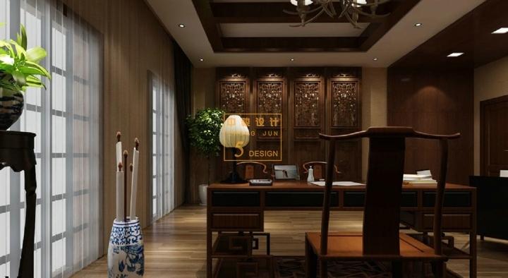 私人会所设计郑州会所设计中骏设计