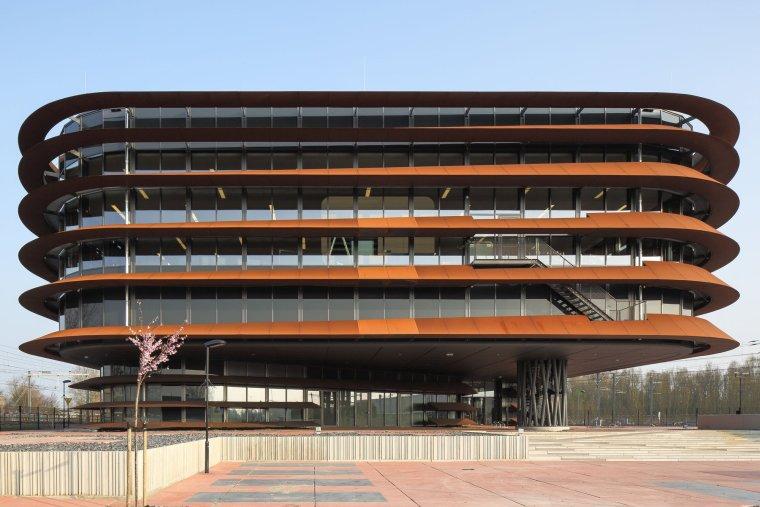 荷兰乌特勒支列车控制中心大楼_7