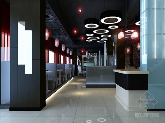 火锅店3D模型下载