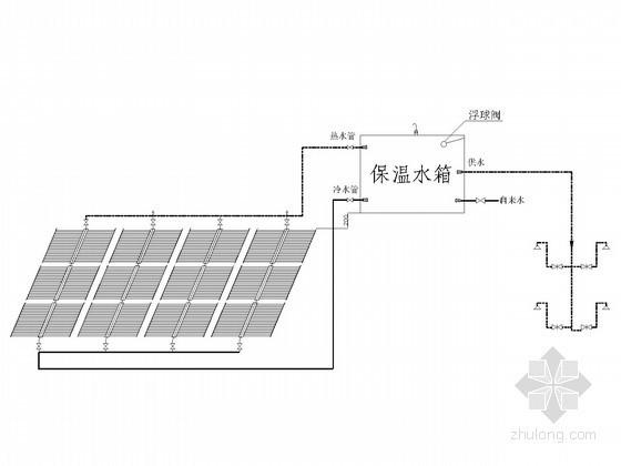 太阳能热水系统设计及安装图集