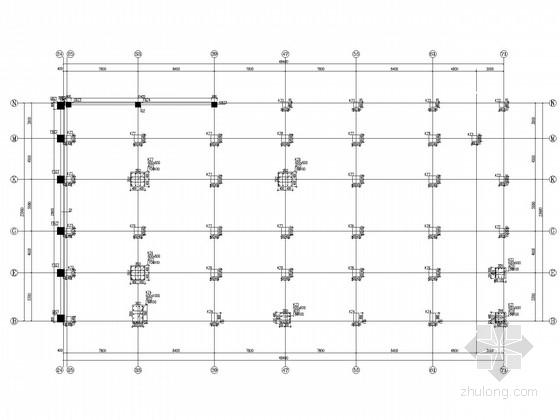 10层底框住宅楼结构施工图