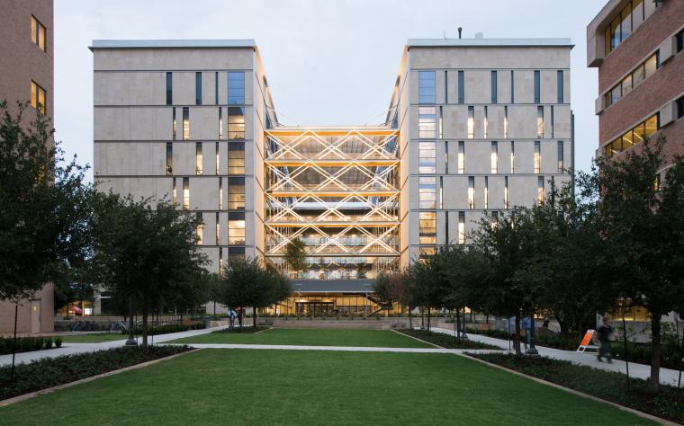 美国科克雷尔工程学院大楼