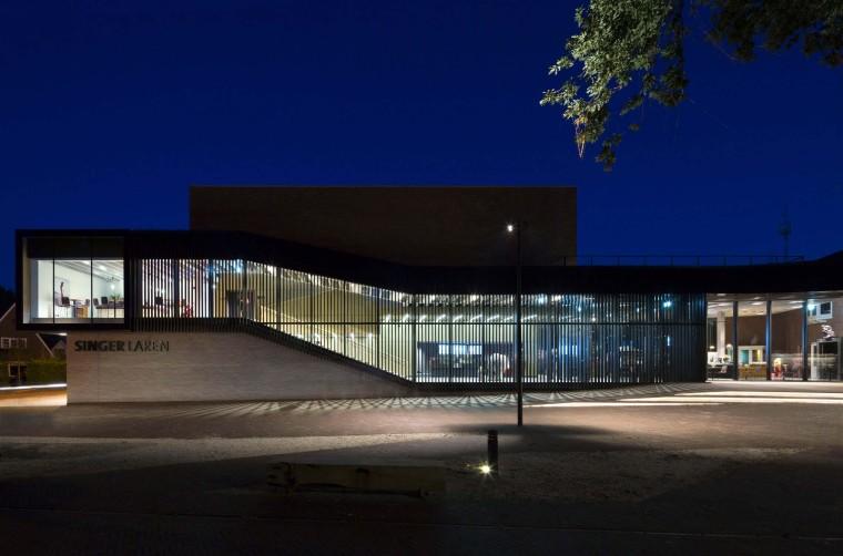 荷兰辛格拉伦博物馆新建剧院-6
