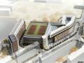 [上海]多层市级体育馆建筑设计方案文本(含3套方案及施工图)