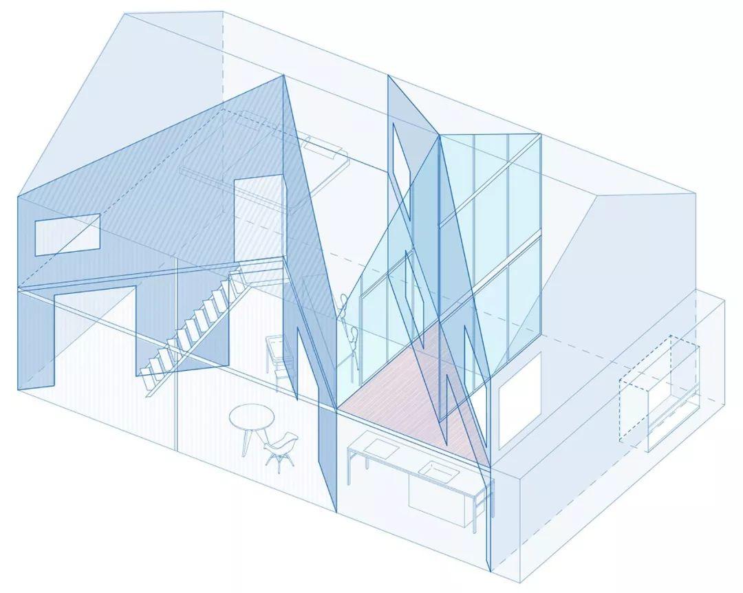 这些日本房子看着很简陋,但空间布局令人咋舌!_6