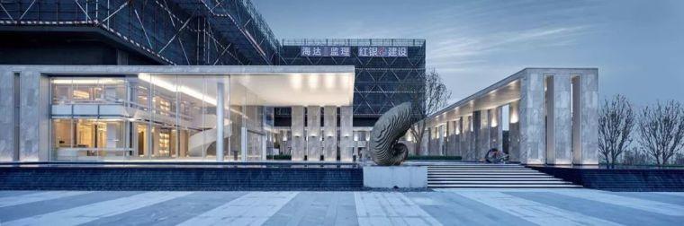 居住区|杭州示范区景观设计项目盘点_13