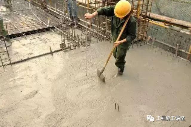 混凝土收面这样做