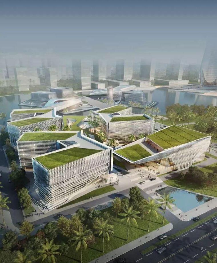 70套高质量设计方案,让你全面掌握产业园规划要点!