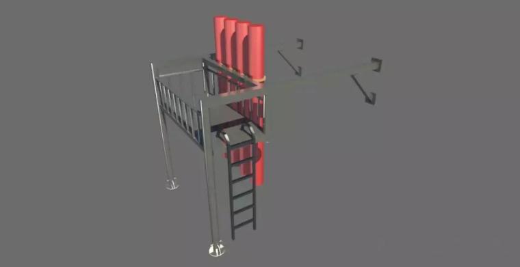 BIM应用案例分享-管线综合支吊架实施做法_31