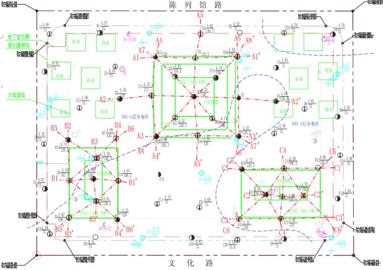 319米超高层商业项目岩土工程勘察报告