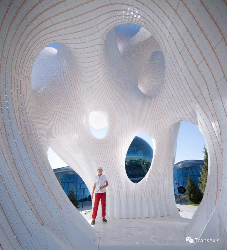 """离开扎哈后单飞,他成为世界上最""""骚""""的异形壳体建筑师!_16"""