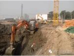 基坑支护自然放坡支护施工如何做?