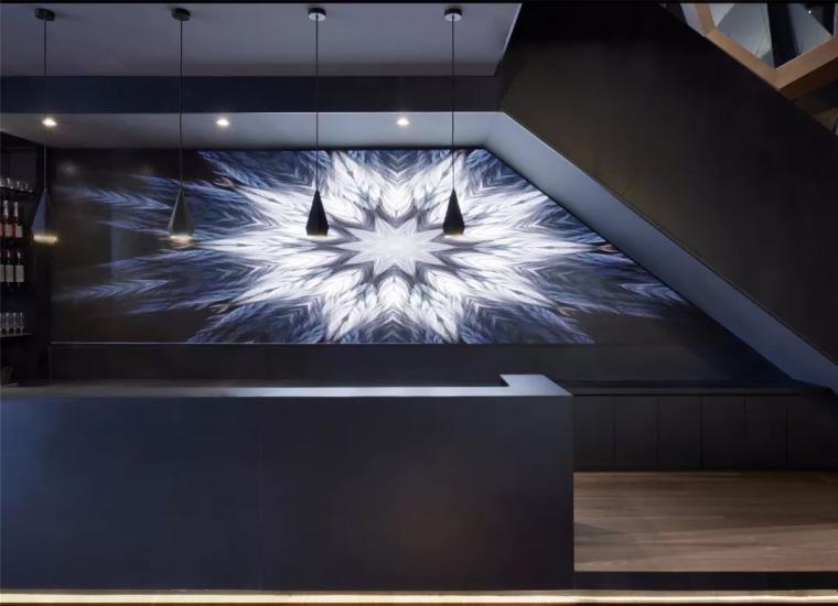 北京蓝色港湾花酷餐厅设计案例欣赏_9