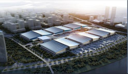 [长沙]国际会展中心项目创优策划(图文并茂)