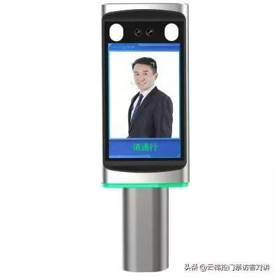人脸闸机应用智能大厦、机场、车站、码头、校园、机关、智慧工地_2
