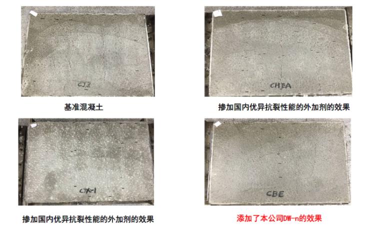 防裂抗渗复合材料在混凝土工程中的应用