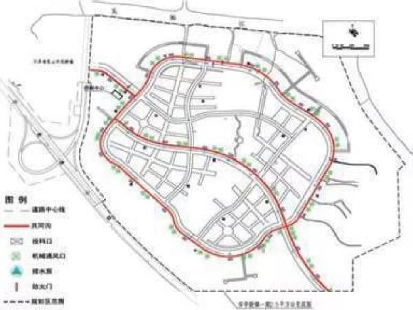 这个非全国试点城市的地下综合管廊:建的多、用的多、创新更多!