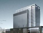 大学科研楼水电暖安装工程施工组织设计