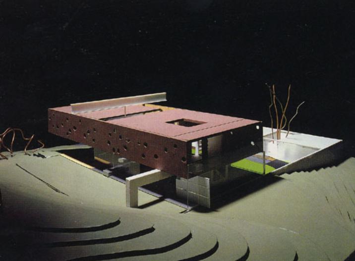 库哈斯作品·波尔多住宅全套资料文本(SU+CAD+PPT)