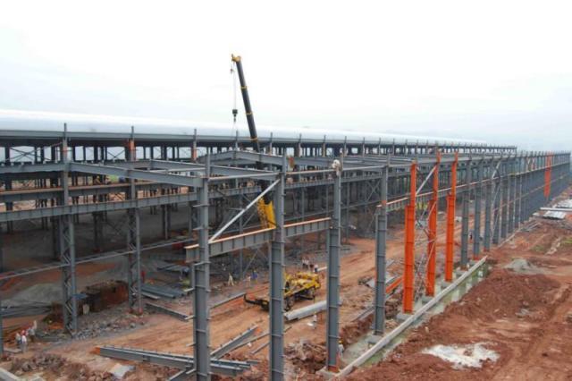 钢结构专项施工方案详解,赶紧收藏!_1