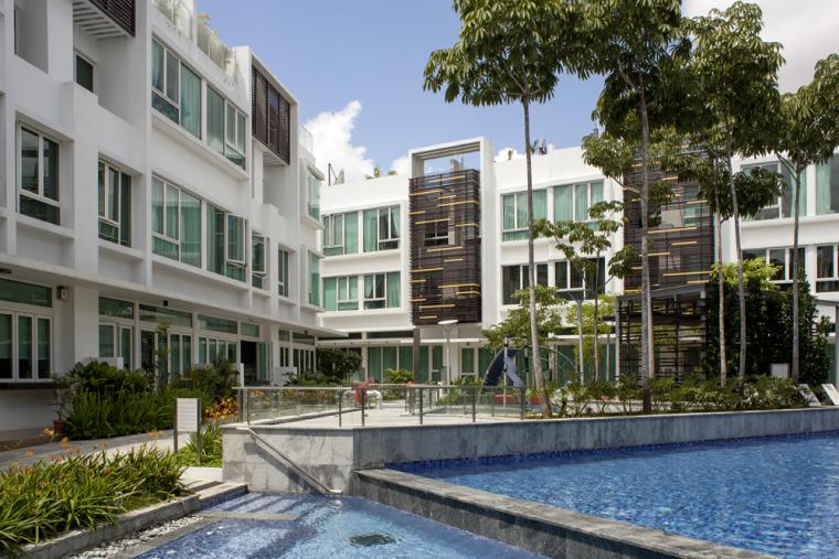 新加坡Cabana住宅区_5