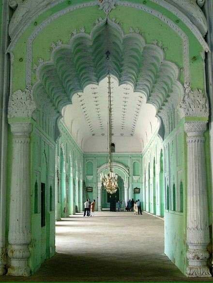 独具魅力的伊斯兰建筑。_5