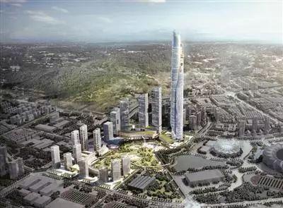 超600米、耗资400亿!深圳第一高楼又将易主!_3