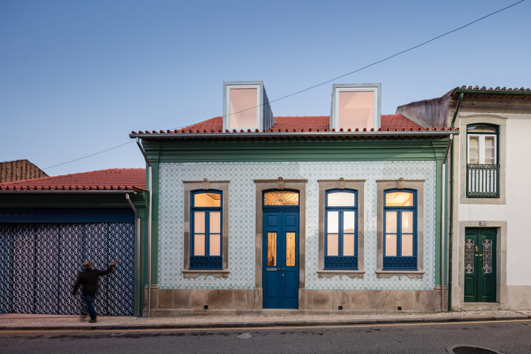 葡萄牙奥瓦尔住宅-36