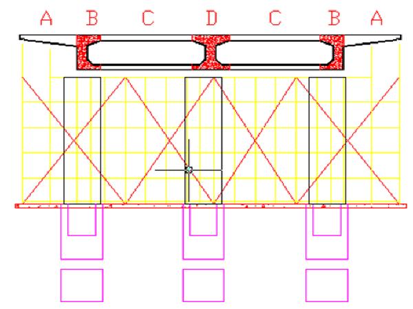 满堂支架设计计算书(157#墩—161#台)沙湖中心沟特大桥