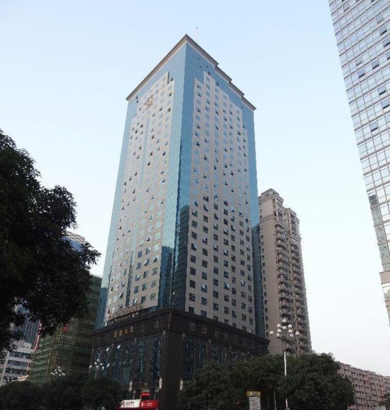 广东省某邮电通信枢纽综合楼机电安装工程施工组织设计