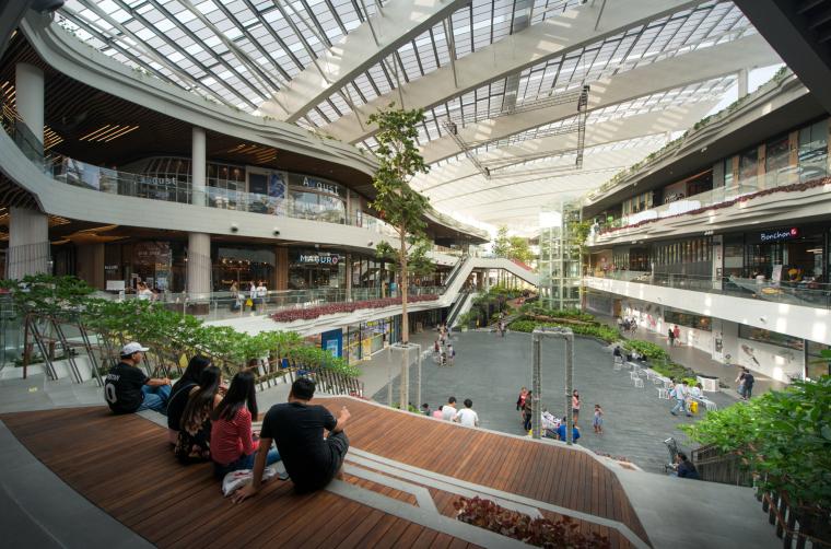 泰国Megabangna山谷购物中心实景图 (25)