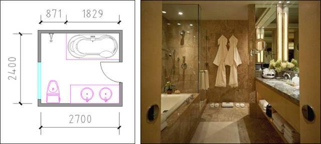 住宅户型的合理尺度(经济型、舒适型、享受型)_43