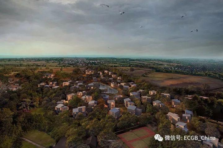零碳排放环境友好型模块化住宅