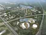 [新疆]市级大学城总体规划及单体建筑设计方案文本(多功能)