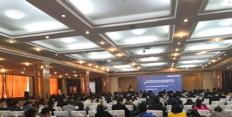 中国建筑企业智能化管理峰会邀请张方老师现场讲座