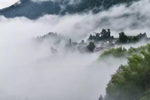 这些小而美的民宿,像云漂泊九万里,让你不能自已