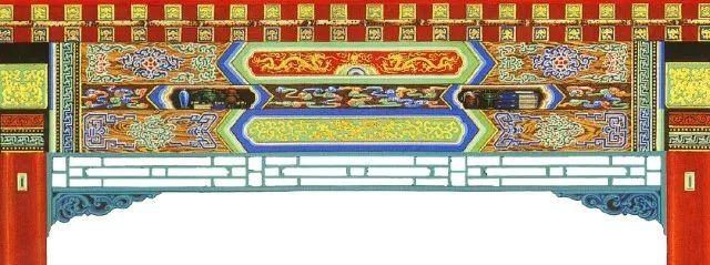 彩画园说——传统园林建筑中的清式彩画读书笔记(上)_11
